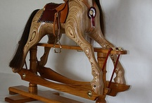 Rocking Horse Designs / by Ian Worrall Search Marketing