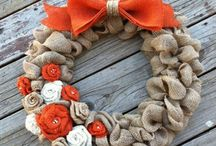 Crafts: Wreaths / by Adria Riley