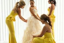 Bridesmaids Dresses / A collection of our favorite bridesmaids dresses.