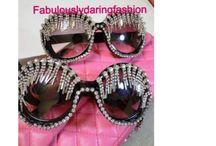 Unique Eyewear / This section has custom eye wear, unique glasses, cute sunglasses.