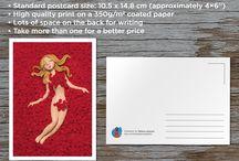 Plasticine illustrations prints
