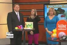 TV Appearances w/ Events for Kids to explore each month! / by NW Columbus Macaroni Kid, Bree Anderson