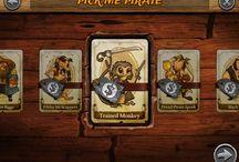 Little games / Sth like slots, darts, jukebox + fortune teller, bingo, roulette,etc.