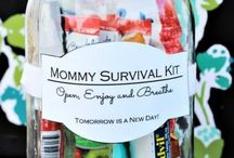 Maternity survival kit