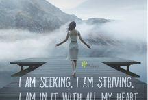 Beautiful sayings & inspirations