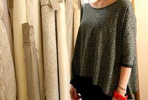 Sy til mig selv - bluser og skjorter / by Sofie Danø