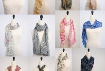 Clothing accessories - scarves