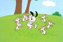Thank You, Easter Bunny.  Bawk!  Bawk! / by Panik's Toy Box