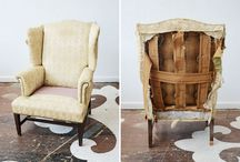 Adopt a chair, sofa, ottoman... / by Chairloom/Co-Lab.
