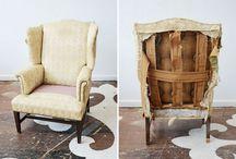 Adopt a chair, sofa, ottoman...