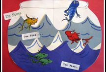 Dr. Seuss / by Mary Walton