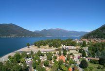 Lago Maggiore / Het Lago Maggiore is een mooi meer gelegen in Noord-Italië Campings aan het Lago Maggiore Boek je op CampingScanner.nl