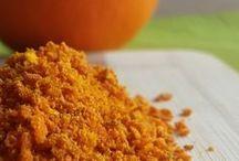aroma di arancia fatto in casa