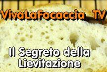 Pane pizza e focaccia / Tutto co farina e lievito   / by Daniela Milan