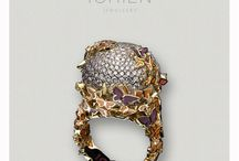 Высокое ювелирное искусство ICHIEN / Украшения, созданные Ювелирным Домом ICHIEN