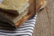 Food - Bread / by Sarah VanCamp Kern