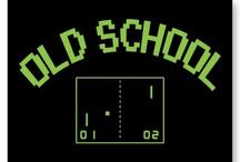 Old School Video Games!