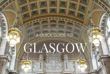 Scotland: Glasgow, Aberdeen