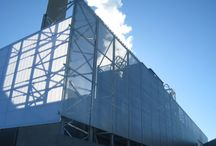 Enclosures / Metal enclosures for architecture