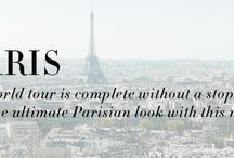 Looks Inspired by Paris / www.shoptiques.com/look-books/looks-inspired-by-paris
