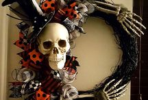 Coronas de Halloween - Halloween Wreaths