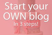 Blog Tips / How to start and run a successful blog tips