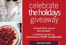 Great Giveaways / by Three Many Cooks