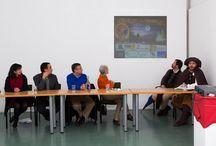 Historias ao longo do Camiño / Actividad artística y turística que se producirá el 14 y 15 de marzo a lo largo del Camino Inglés con sketch teatrales en Ferrol, Fene, Pontedeume y Betanzos