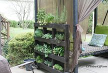Gardening projects