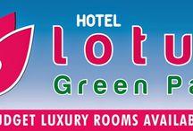 Hotel Lotus Green Park
