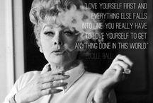 Lucille Ball / by Susan Rowan