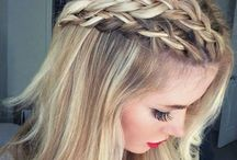 Hair & Beauty / by Brittney Howard