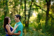 Engagement Sessions at the Pinery Conservation Area in Grand Bend, Ontario