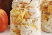 Overnight oatmeal/Breakfast