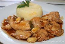pollo almendrsdo