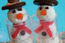 Snow birthday party ideas