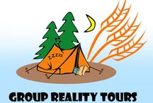 Group Reality Tours / Group Reality Tours, gives real vision and real life style of village, wildlife and city street attraction. We want to give real and natural feeling of tour.