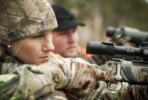 Hunting / by Kathy Kurtz