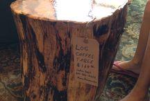 Log & Wood
