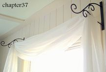 Window treatment / Curtains