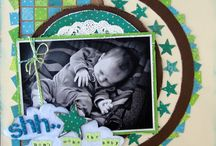 {Scrap Goodies} Masculine Papercrafts / Paper crafting project for those special men in our lives!