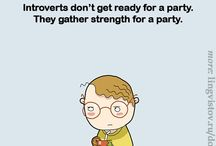 Introvert Life and Humor