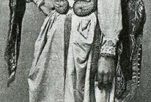Traditional Bosnian Islamic costume