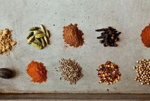 The Spicy Cupboard / All about spices and herbs / by The Tasty Word (Tess)