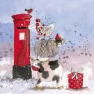 Christmas Cards / We love the tradition of sending cards at Christmas.