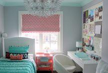 jilliann's bedroom / by Anna Wells