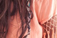Gypsy hair wraps