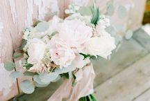 svadobná kytica