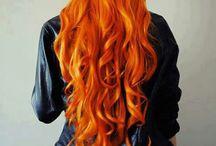 Favorite Hair colors