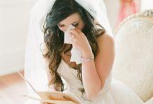 Wedding ideas / I'm just dreaming